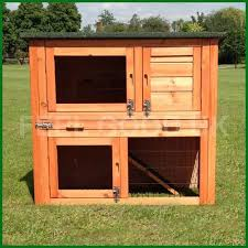 Rabbit And Guinea Pig Hutches Rabbit Hutch Guinea Pig House Cage Pen With Built In Run Rabbit