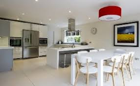 Gloss White Acrylic With Corian By Access Matters  Design Matters - Corian kitchen table