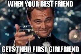 Best Girlfriend Meme - leonardo dicaprio cheers meme imgflip
