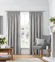 Lined Nursery Curtains by Pencil Pleat Curtains View Curtains Online Now Terrys Fabrics