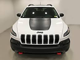 jeep renegade sunroof new 2018 jeep cherokee trailhawk leather plus 4x4 v6 sunroof