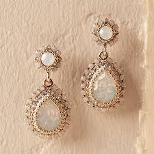 gaudy earrings j crew pearl and earrings rank style