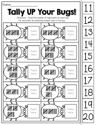 tally mark worksheets to print activity shelter