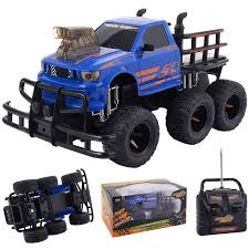 Mtn 4ch Rc Monster Truck Electric Remote Control Road