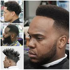 2017 creative taper fade haircuts for black men men u0027s hairstyles