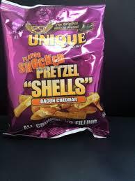unique pretzel shells where to buy unique pretzel shells bacon cheddar 2 oz pretzels