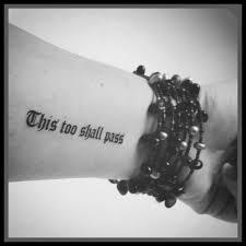 tattoo quoyes quote tattoo temporary tattoo fake tattoo quote tattoo this