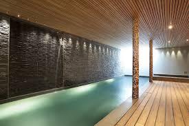 interesting feature wall the indoor pool pinterest indoor