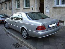 mercedes s500 1996 mercedes w140