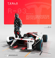 tesla concept motorcycle tesla jet r 03 le mans 2030 on behance
