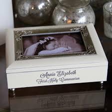 communion jewelry box getting ready for communion season