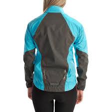 cycling jacket blue pearl izumi elite wxb cycling jacket for women save 40