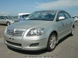 Toyota Asis Used 2006 Toyota Avensis Xi Cba Azt250 For Sale Bf76708 Be Forward