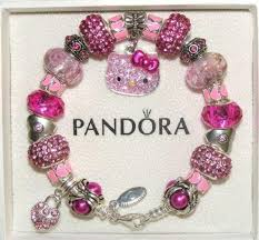 pandora make bracelet images Hello kitty pandora charm ebay JPG