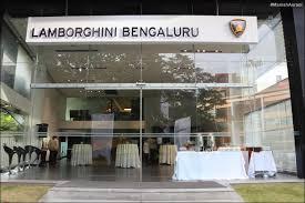 lamborghini showroom building pics lamborghini brunch drive bangalore team bhp