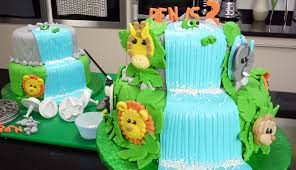 watch online cake decorating tutorial make a fabulous jungle cake