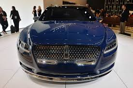 the new york auto show had the star of the night lincoln was in