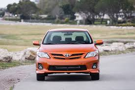 2013 toyota corolla reviews and rating motor trend