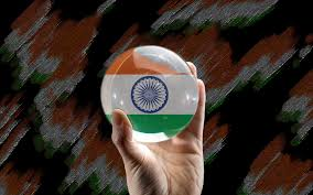 The Indian Flag Holding The Indian Flag Wallpaper 589