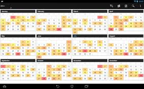 play store 4 5 10 apk business calendar pro android apps on play
