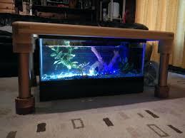 fish tank coffee table diy diy aquarium coffee table coffee fish tank table s fish tank coffee