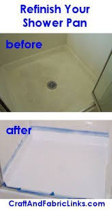 Bathtub Reconditioning Diy Shower And Tub Refinishing I Painted My Old 1970 U0027s Shower