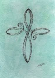 simple yet so beautiful meaning strength and faith tattoos