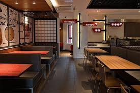 facility layout of kfc kfc mongolia tengis general dining interior design 1st