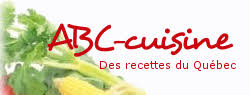 abc cuisine abc cuisine des recettes du québec