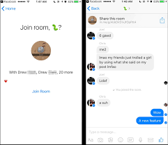facebook messenger u0027s source code reveals hidden rooms feature