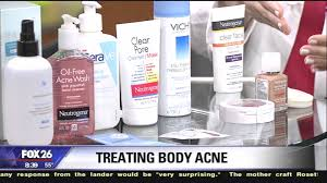 dr sherry ingraham on treating body acne bacne youtube