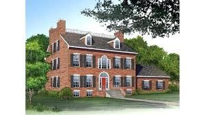 federal style home plans federal style home plans four bedroom federal brick federal style