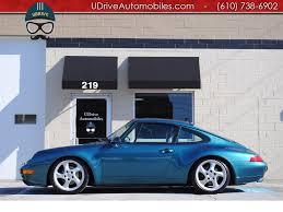 porsche 911 model history 1996 porsche 911 2 coupe 6speed service history color