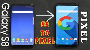 best android themes youtube how to make samsung galaxy s8 look like google pixel s stock android