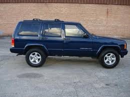 2001 Jeep Cherokee Sport Interior 2001 Jeep Cherokee Sport News Reviews Msrp Ratings With