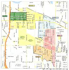 Chicago Wards Map by Determine Your Recycling Pickup Day Calumet City