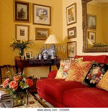 Red Sofas In Living Room Red Sofa Stock Photos U0026 Red Sofa Stock Images Alamy