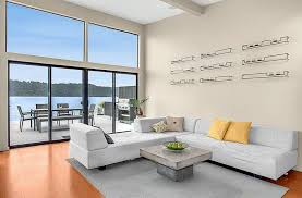 Sectional Sofas Seattle Modern Living Room With Hardwood Floors Exposed Beam In Seattle