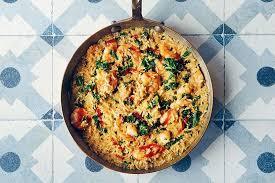 la cuisine de stephane recette de la semaine 34 les gambas riz de stéphane reynaud