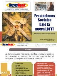 calculo referencial de prestaciones sociales en venezuela prestaciones curso