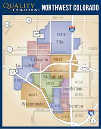 Denver Metro Map by Denver U2013 Northwest Metro Qc Marketing