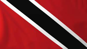 Flag For Trinidad And Tobago Flag Of Trinidad And Tobago Slow Motion Waving Rendered Using