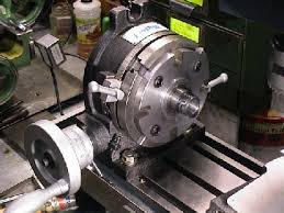 rotary table for milling machine rotary table adapter to take a chuck