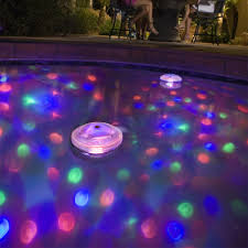 solar pool lights underwater party underwater light show