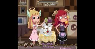 jeux de cuisine girlsgogames cuisine diabolique un jeu de filles gratuit sur girlsgogames fr