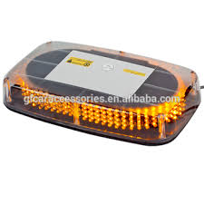 warning light bar amber 240 led amber truck car vehicle roof top led emergency hazard