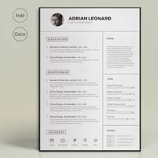 Best Resume Fonts by 21 Best Resumes Images On Pinterest Resume Templates Resume