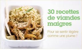 recette de cuisine pour regime recettes minceur viandes blanches les recettes minceur et régime
