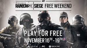 siege free rainbow six siege free play weekend starts tomorrow thumbsticks