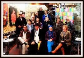 a oport de si e social mañ nueva sesión de poesía na galería en la galería vieira